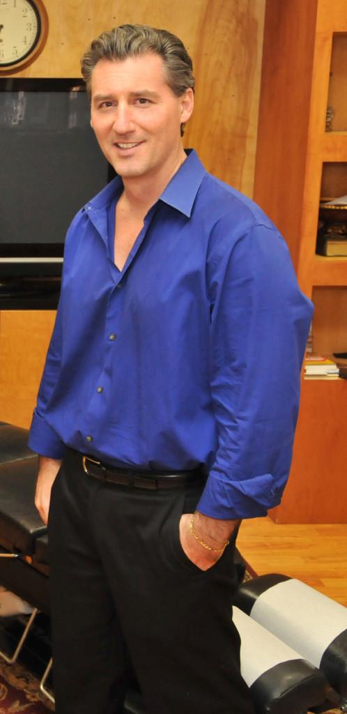 Dr Brent Baldasare