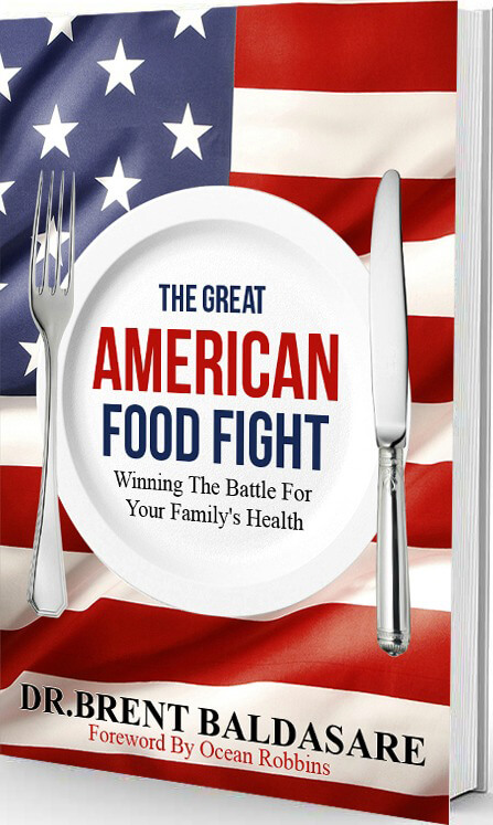 The Great American Food Fight Book